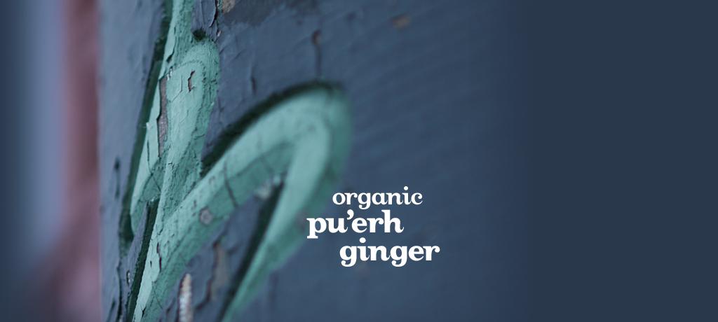 Pu'erh Ginger (Organic)