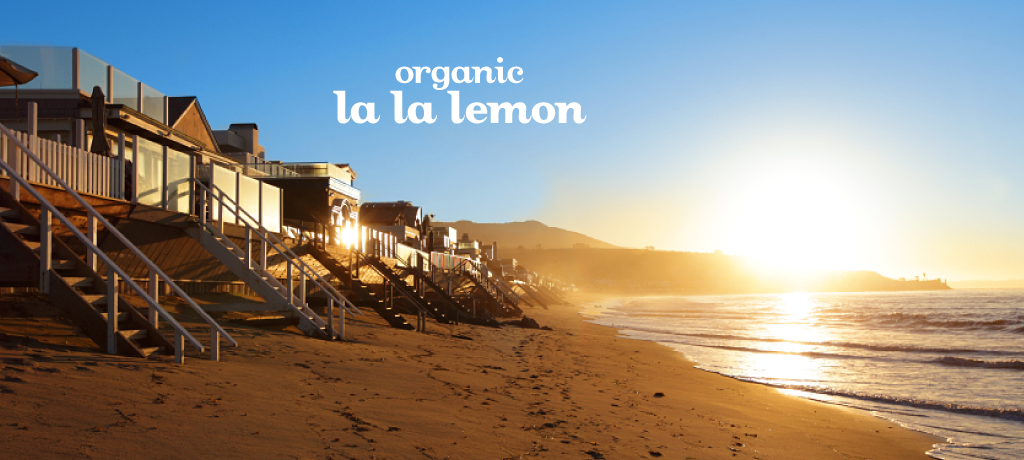 La la lemon (Organic)