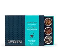 Caffeine-free teas