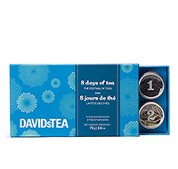 8 days of tea