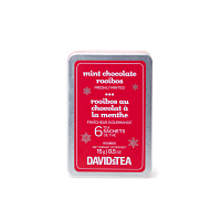 Mint Chocolate Rooibos Tea Sachet Tin