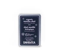 Vanilla Chai (Organic) Tea Sachet Tin