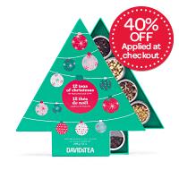 12 teas of Christmas 2014