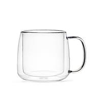 Glass Tea Latte Mug