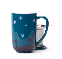 Nordic Mug Colour Changing Deer