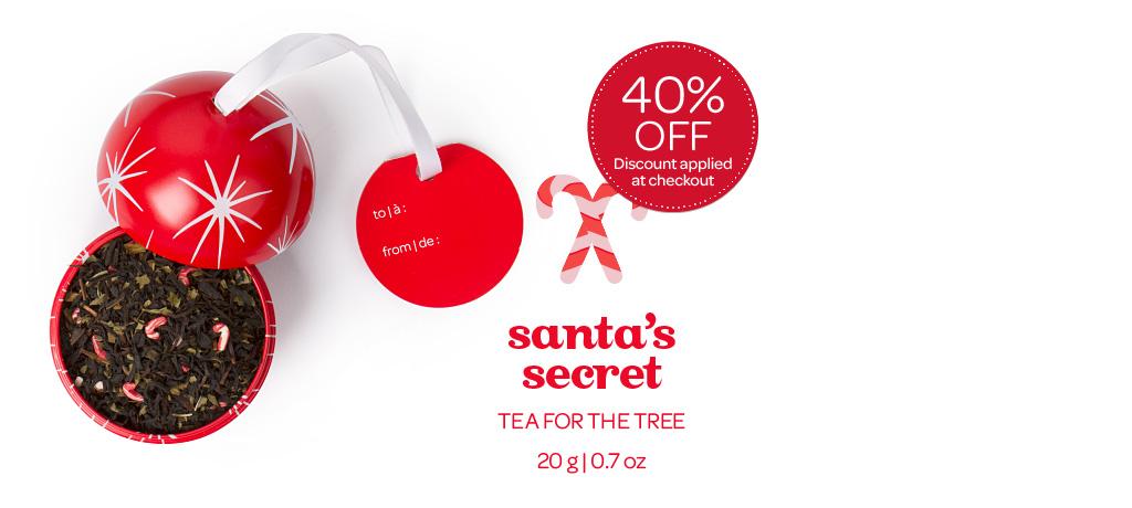 Tea for the Tree (Santa's Secret)