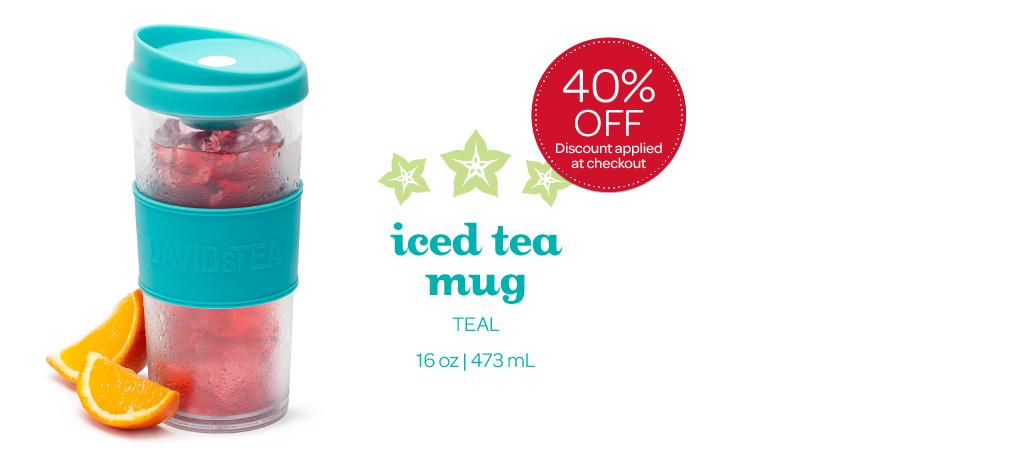 Iced Tea Travel Mug