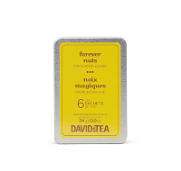 Forever Nuts Tea Sachet Tin