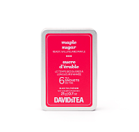 Maple Sugar Tea Sachet Tin