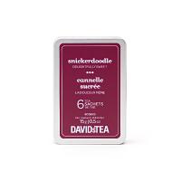 Snickerdoodle Tea Sachet Tin