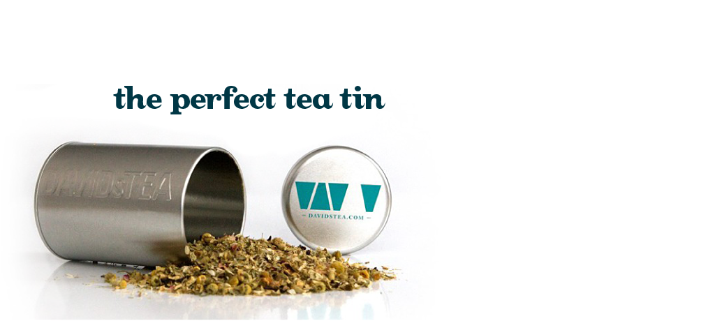 100gr/4oz Silver Tea Tin