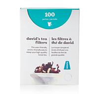 Davids Tea Filters (100 pack)