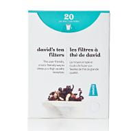 Davids Tea Filters (20 pack)