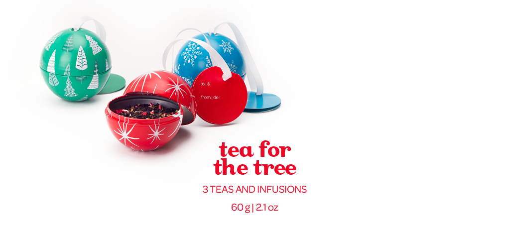 Tea for the Tree (Set of 3)