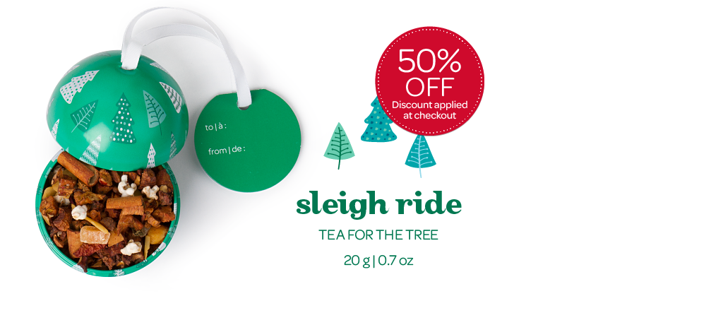 Tea for the Tree (Sleigh Ride)