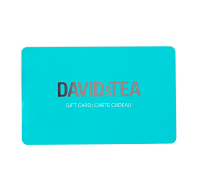 DavidsTea gift cards