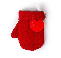 Santa's Secret Tea Filled Mitten