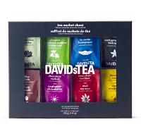 Tea sachet chest