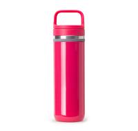 Hot Pink Carry Travel Mug