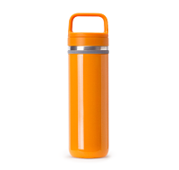Tangerine Carry Travel Mug