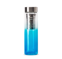 Bright Sky Glass Travel Mug