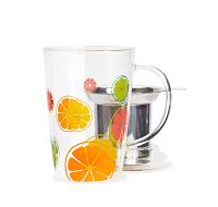 Citrus Slices Glass Perfect Mug