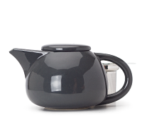 Charcoal Dash Teapot