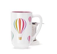Hot Air Balloon Colour Changing Nordic Mug