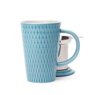 Cornflower Seed Textured Perfect Mug