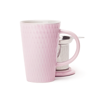 Lilac Seed Textured Perfect Mug