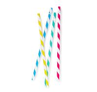 Multi-Swirl Patterned Straws