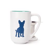 Bulldog Colour Changing nordic mug