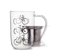 Silver Bicycles Nordic Mug