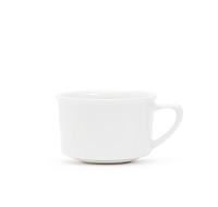 White Bone China Teacup