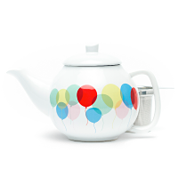 Balloons Bubble Teapot (45oz)