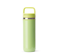 Light Green Carry Travel Mug
