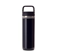 Black Carry Mug