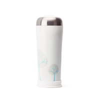 Snowy Trees Ceramic Travel Mug