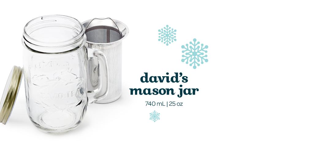 David's Mason Jar