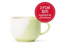 Light Green Dip Mug