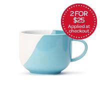 Sky Blue Dip Mug