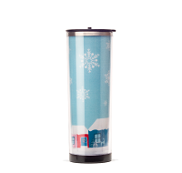 Snowy Village Stainless Tumbler