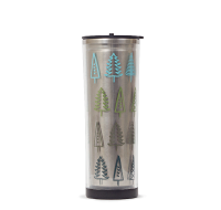 Forest Trees Stainless Tumbler