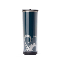 Navy Octopus Stainless Tumbler