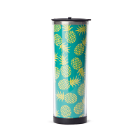 Yellow Pineapples Stainless Tumbler