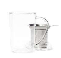 Glass Nordic Mug