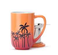 Colour Changing Palm Trees Nordic Mug