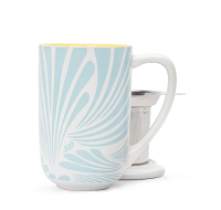 Blue Splash Nordic Mug