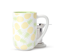 Yellow Pineapples Nordic Mug