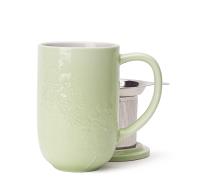 Nordic Dandelion Textured Mug